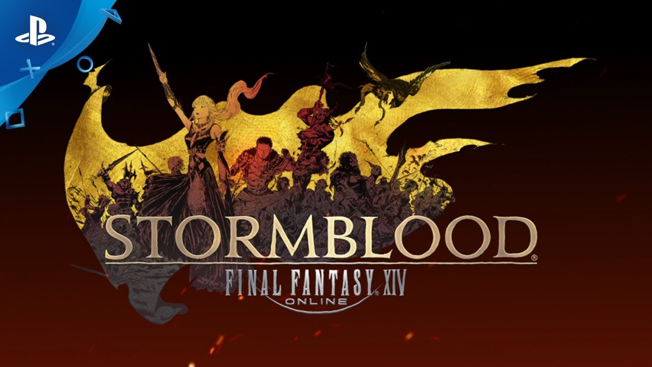 FINAL FANTASY XIV: Stormblood – julkaisutraileri | PS4