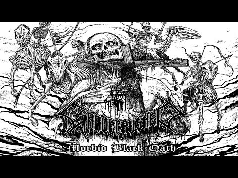• GRAVECRUSHER - Morbid Black Oath [Full EP Album] Old School Death Metal