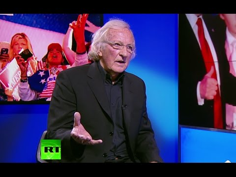 John Pilger: 'The truth is… there was no one to vote for' (Going Underground US election special)