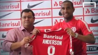 Anderson joins Internacional