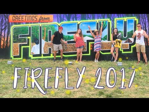 Our Firefly Music Festival Experience 2017