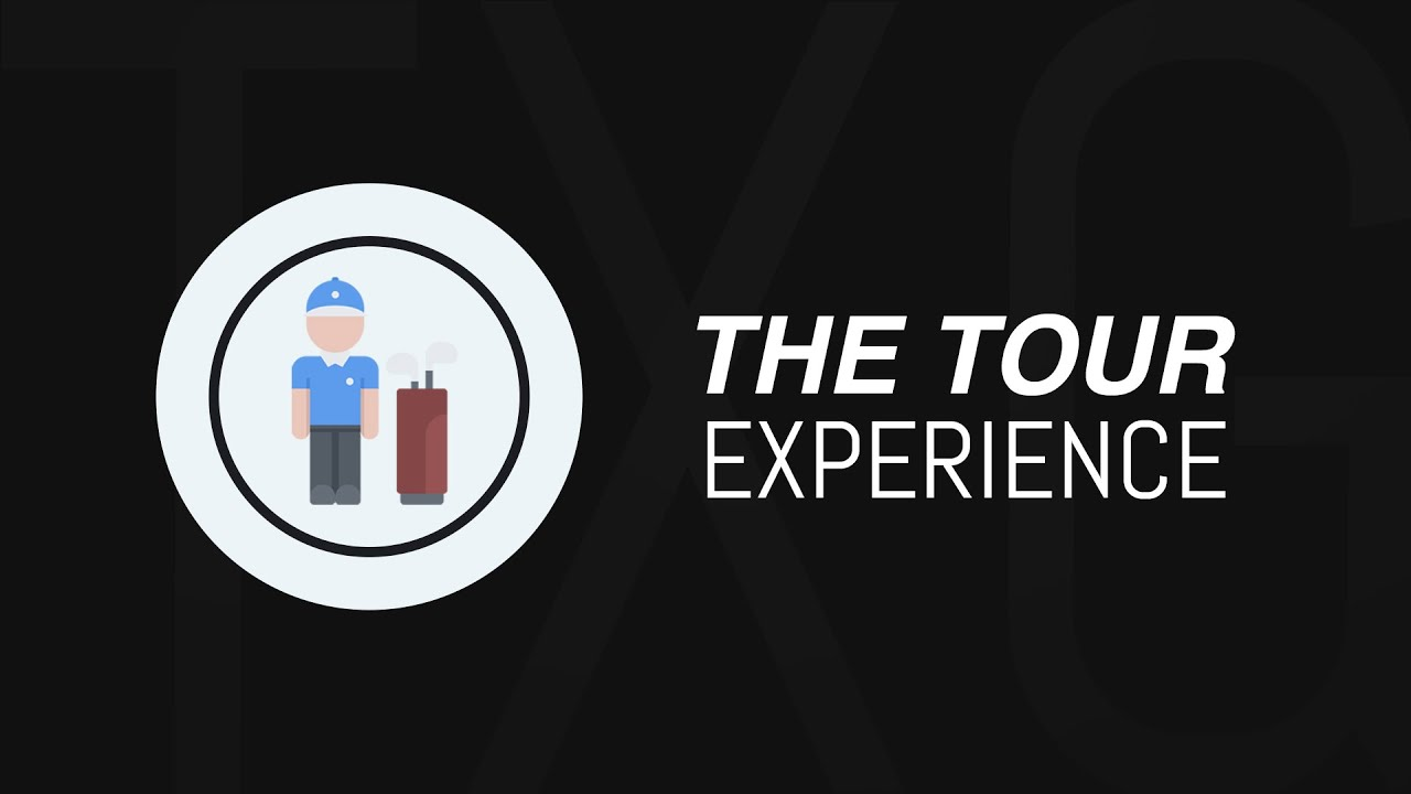 BEST EVER GOLF GIVEAWAY // The Tour Experience