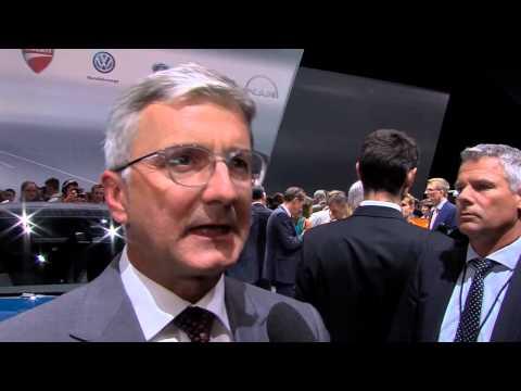 IAA 2015  Highlights Volkswagen Group Night