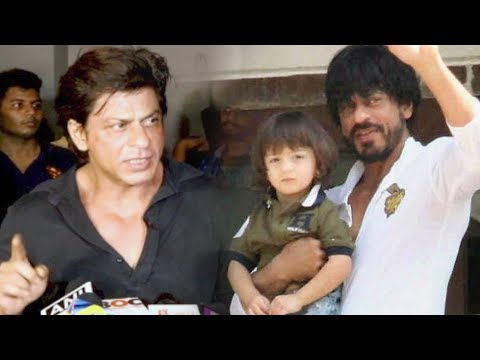 Shahrukh Khan Issues Strict Instruction Not To Click Son AbRam's Photos In School