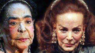 """MARÍA FÉLIX """"María era una LOCA, Majadera y Tonta. Según Columba Domínguez."""