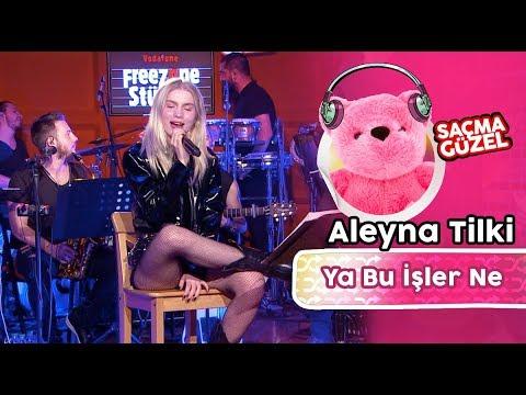 Aleyna Tilki - Ya Bu İşler Ne | FreeZone Stüdyo'da Shuffle Party | #SaçmaGüzel