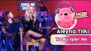 Aleyna Tilki - Ya Bu İşler Ne  FreeZone Stüdyoda Shuffle Party  SaçmaGüzel