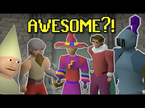 Why Was RuneScape SO AWESOME?! (2007, OSRS)
