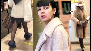 ПОЧЕМУ россиянки НАРЯЖАЮТСЯ в магазины Как одеваются россиянки в мороз СТРИТ СТАЙЛ Модниц Петербурга