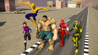 Incredible superheros wars (by viking studio) android gameplay hd