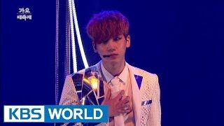 VIXX - Error / Miracle [2014 KBS Song Festival / 2015.01.14]