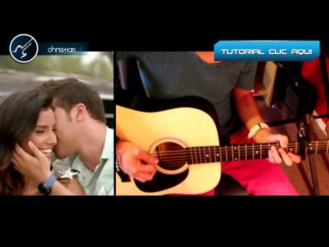 Darte un Beso PRINCE ROYCE cover Guitarra Tutorial Videos De Viajes