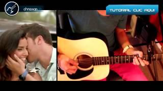 Darte un Beso PRINCE ROYCE cover Guitarra Tutorial