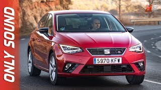 NEW SEAT IBIZA FR TGI 2018 - FIRST TEST DRIVE ONLY SOUND