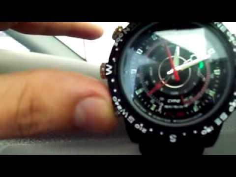 4b2579b44d8 Relógio espião (em português) - YouTube