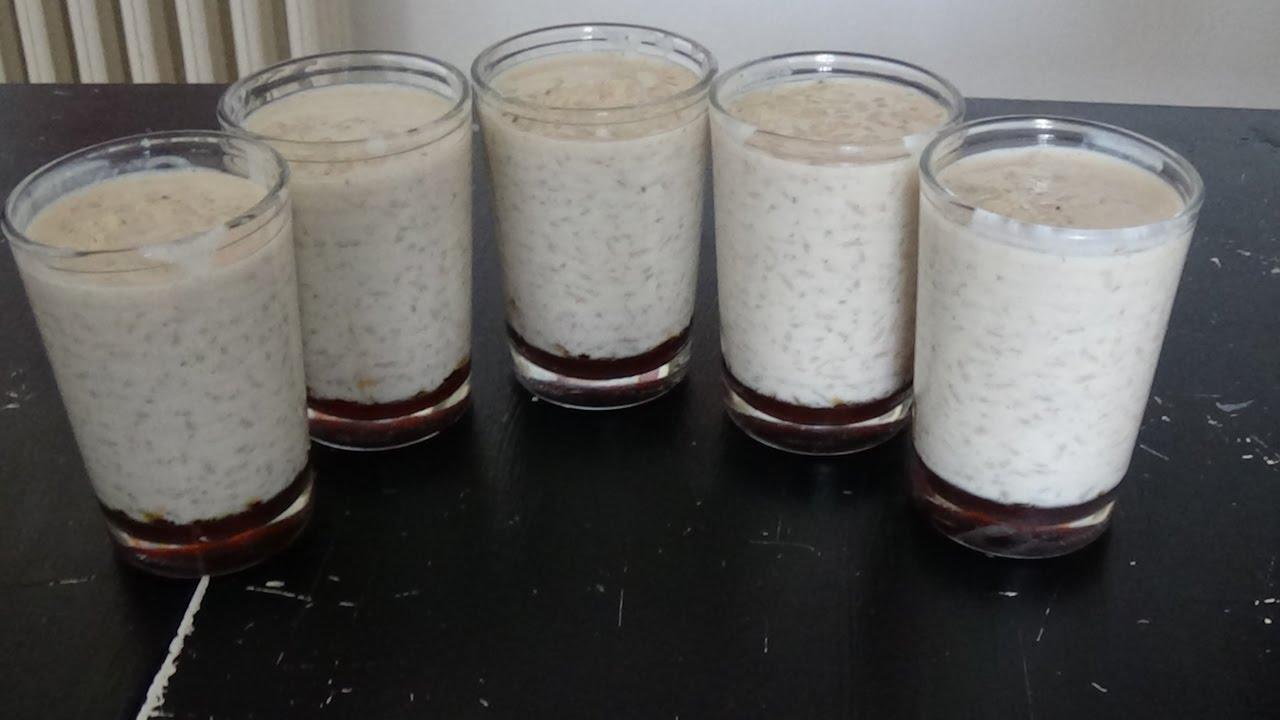 Riz au lait au Cookeo