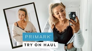 September Autumn Primark Haul & Try On | Honest Opinion Curve Fashion