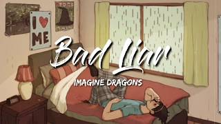 Bad Liar - Imagine Dragons Cover by Anna Hamilton (Lyrics)