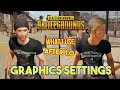 PUBG: My GRAPHICS settings AFTER 1.0 | Comparisons and Analysis | PC