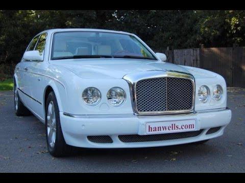 2005 Bentley Arnage R Lhd Lwb Youtube
