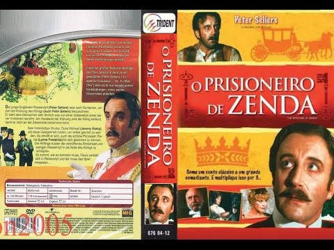Trailer do filme O Prisioneiro de Zenda