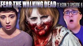 """Fans React To Fear the Walking Dead: Season 3 Episode 6: """"Red Dirt"""""""