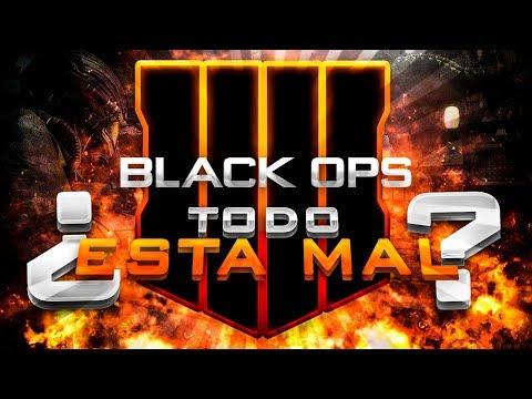 ¿TODO ESTA MAL CON CALL OF DUTY Y BLACK OPS 4? thumbnail
