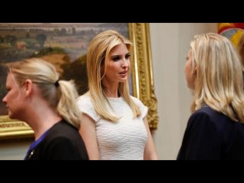 Ivanka Trump's brand sees soaring sales