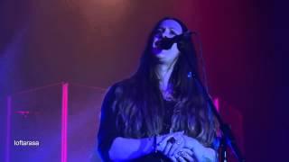 Alanis Morissette - Receive (2012-11-14 - Munich)