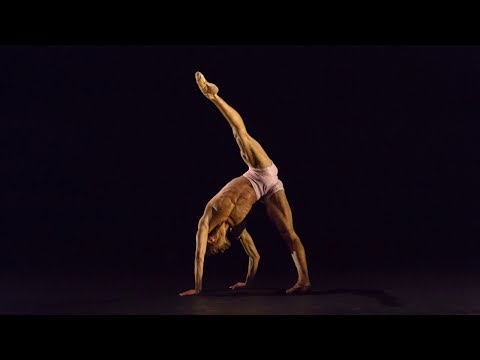 The first dance performance in the Royal Opera House's new Linbury Theatre (Joseph Sissens, 'jojo')