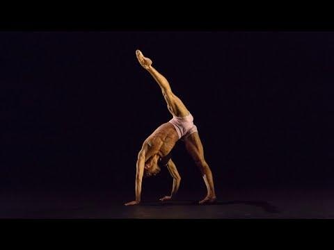 The first dance performance in the Royal Opera House's new Linbury Theatre (Joseph Sissens, 'jojo')