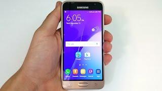 Samsung Galaxy J3 (2016) Unboxing!