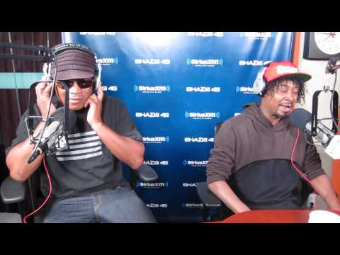 Danny Brown Smashes his Freestyle on Sway in the Morning