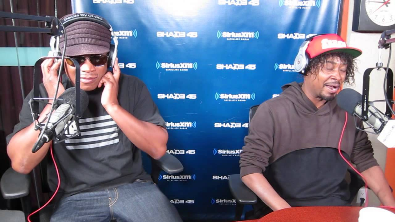 Danny Brown Rips The Mic On Sway In The Morning