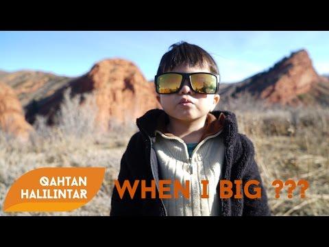Qahtan Halilintar : When I Big - GENHALILINTAR 11 ANAK