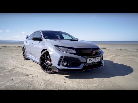 Chris Harris Drives The 2017 Honda Civic Type R | Top Gear