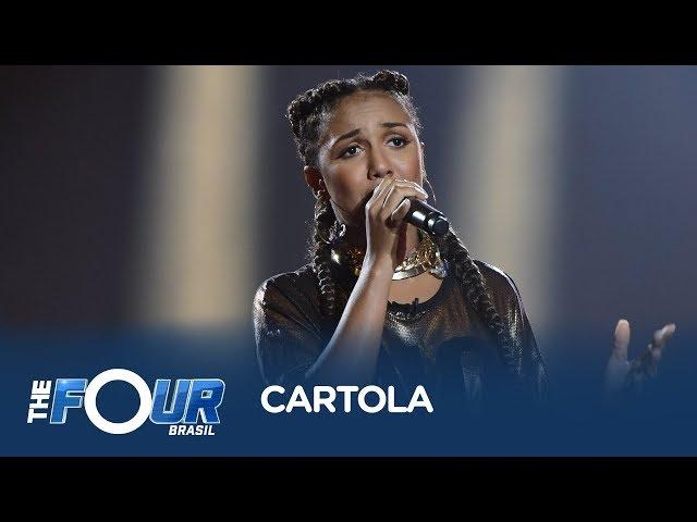 Nega arranca elogios ao cantar O Mundo É um Moinho, de Cartola