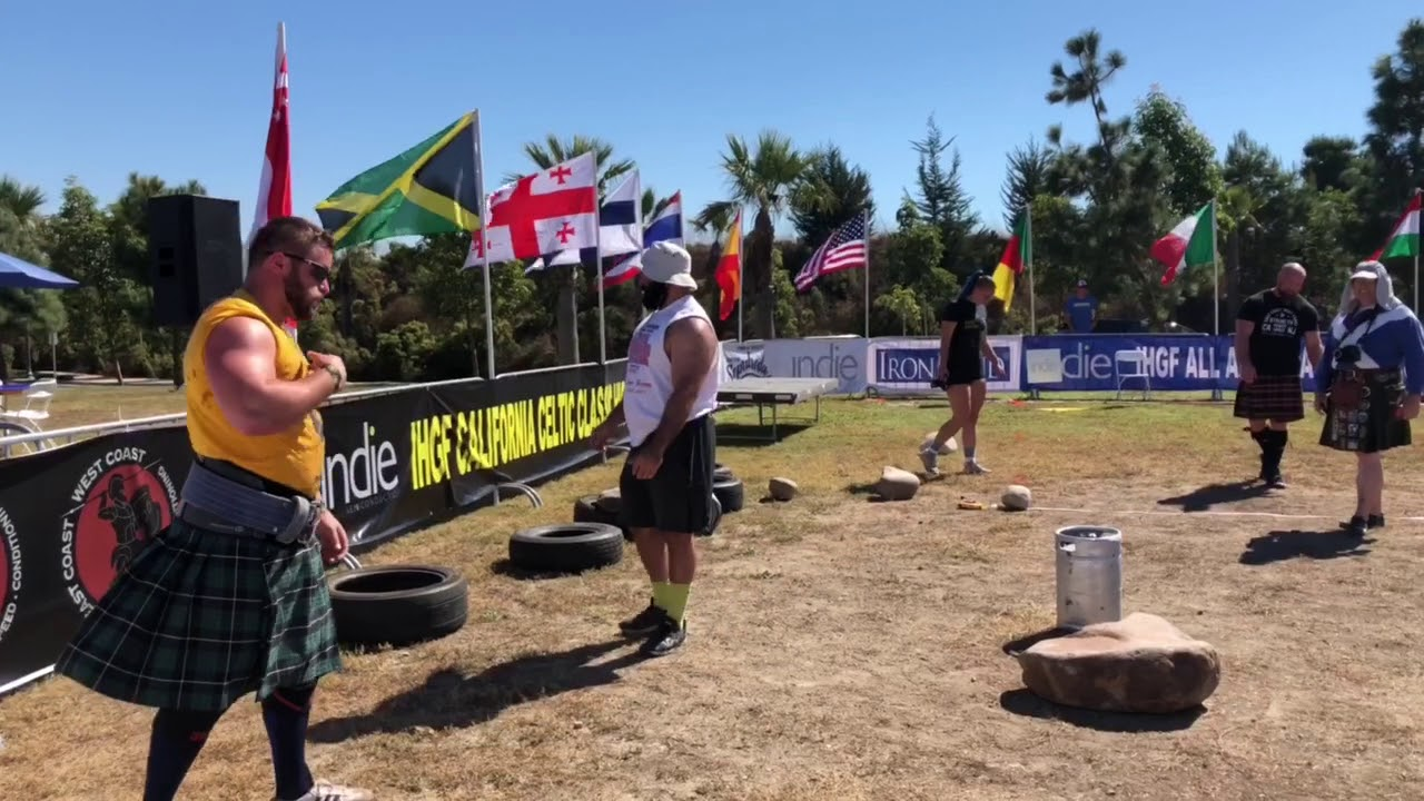All American Stones of Strength Championships 2017