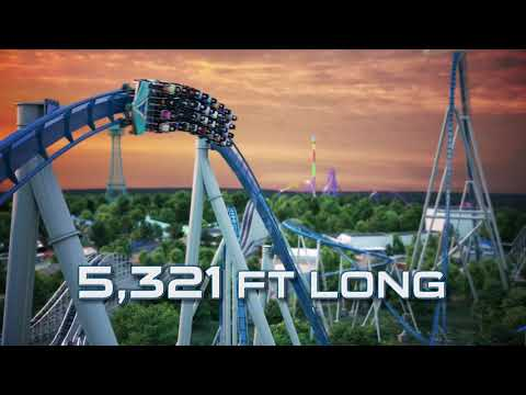 Kings Island announces new space-themed coaster Orion, with