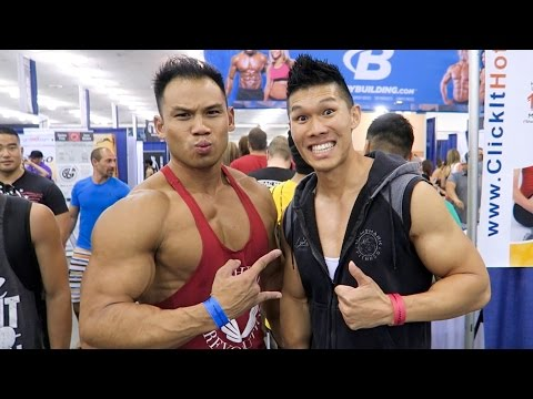 FULL DAY @ FIT EXPO 2015 - Life After College: Ep. 418