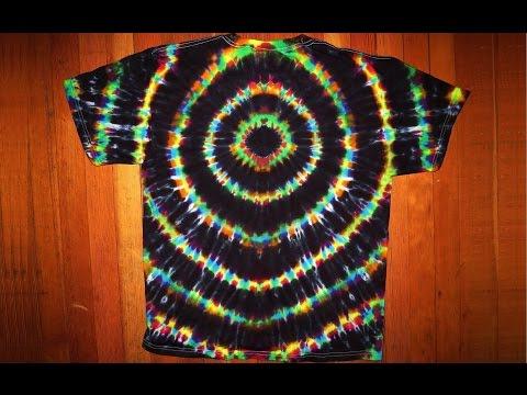 Secrets Of Tie Dye: The Black Hole (Part I)
