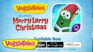 New App! - A Very Merry Larry Christmas