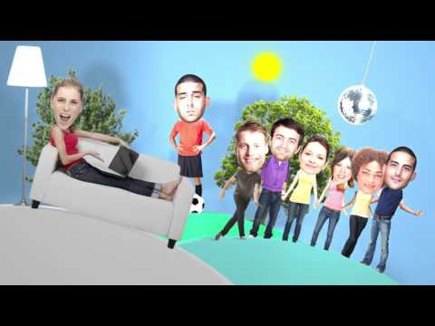 Spontacts - Die Freizeit-Community from YouTube · Duration:  59 seconds