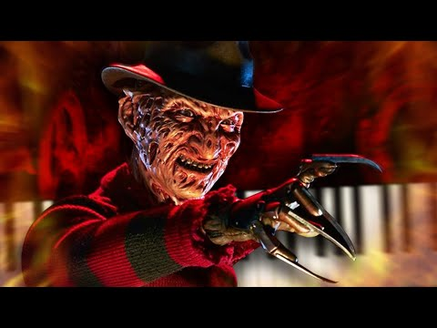 A Nightmare on Elm Street Theme - Piano Tutorial thumbnail
