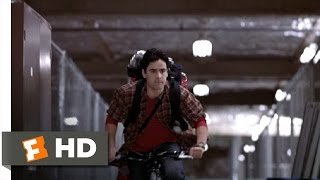 Clockstoppers (7/9) Movie CLIP - Bike Chase (2002) HD