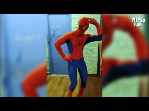 Download Youtube: If Spiderman Was Your Boyfriend - Bloopers! - POPxo