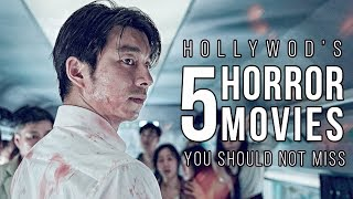 Top 5 HORROR MOVIES You Should Not Miss | Hollywood Horror Movies