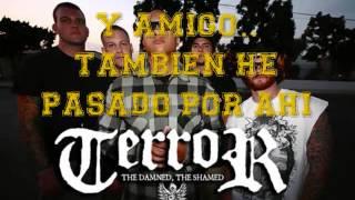 Terror Less Than Zero subtitulos español