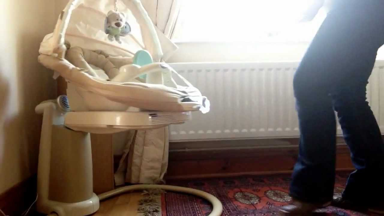 Graco sweetpeace chair - YouTube ad8d8dc3d7