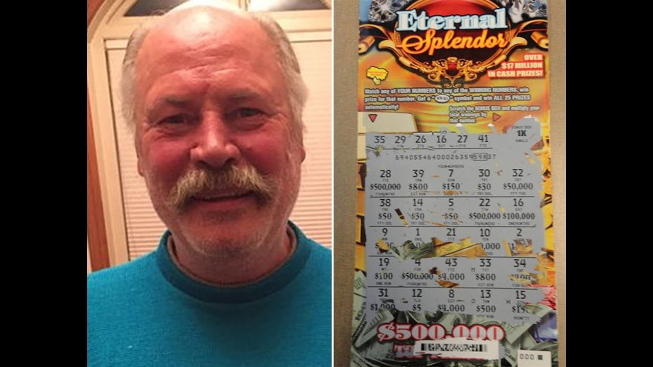Homeless Man Wins $500,000 on Colorado Lottery Scratch Off Card | News Today